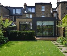 Remodelled House & Extension  South London